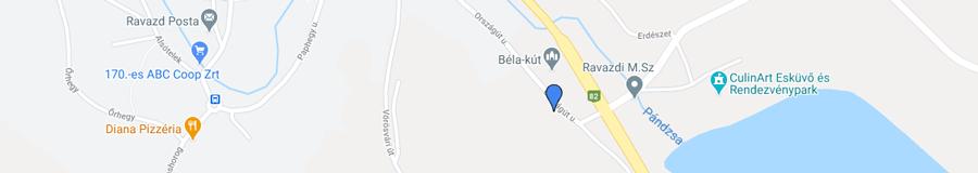 HOLONICS KFT. Térkép